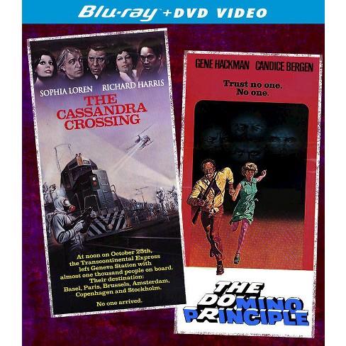 The Cassandra Crossing / The Domino Principle (Blu-ray) - image 1 of 1