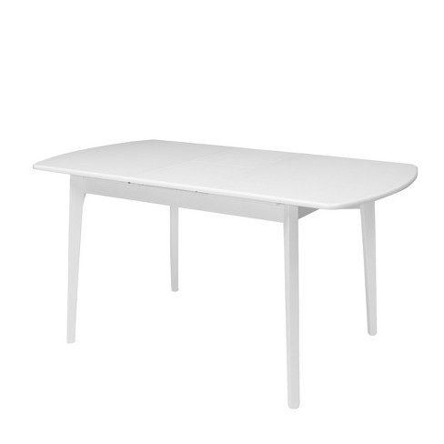 """Dillon Extendable Oblong Dining Table with 12"""" Butterfly Leaf - Corliving - image 1 of 4"""