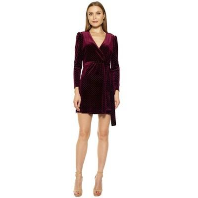 Alexia Admor Amelia Wrap Dress