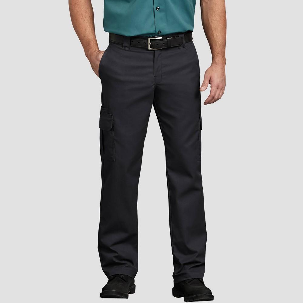 Image of Dickies Men's Straight Cargo Pants - Black 30x30, Men's