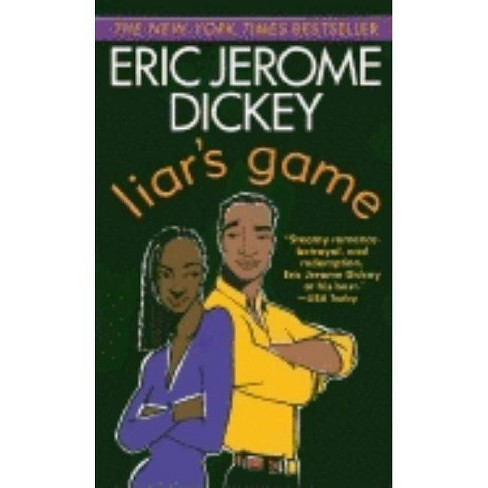 Liar's Game - by  Eric Jerome Dickey (Paperback) - image 1 of 1