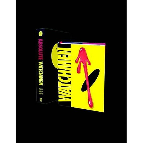Watchmen: Absolute Edition - by  Alan Moore (Hardcover) - image 1 of 1
