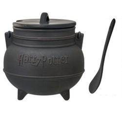 Monogram International Inc. Harry Potter Ceramic Cauldron Soup Mug with Spoon
