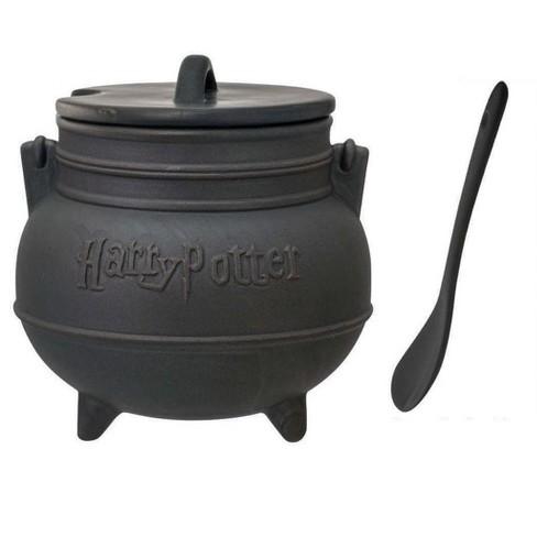 Monogram International Inc. Harry Potter Ceramic Cauldron Soup Mug with Spoon - image 1 of 1