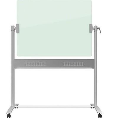 Quartet Infinity Glass Dry-Erase Whiteboard, 3' ECM43G