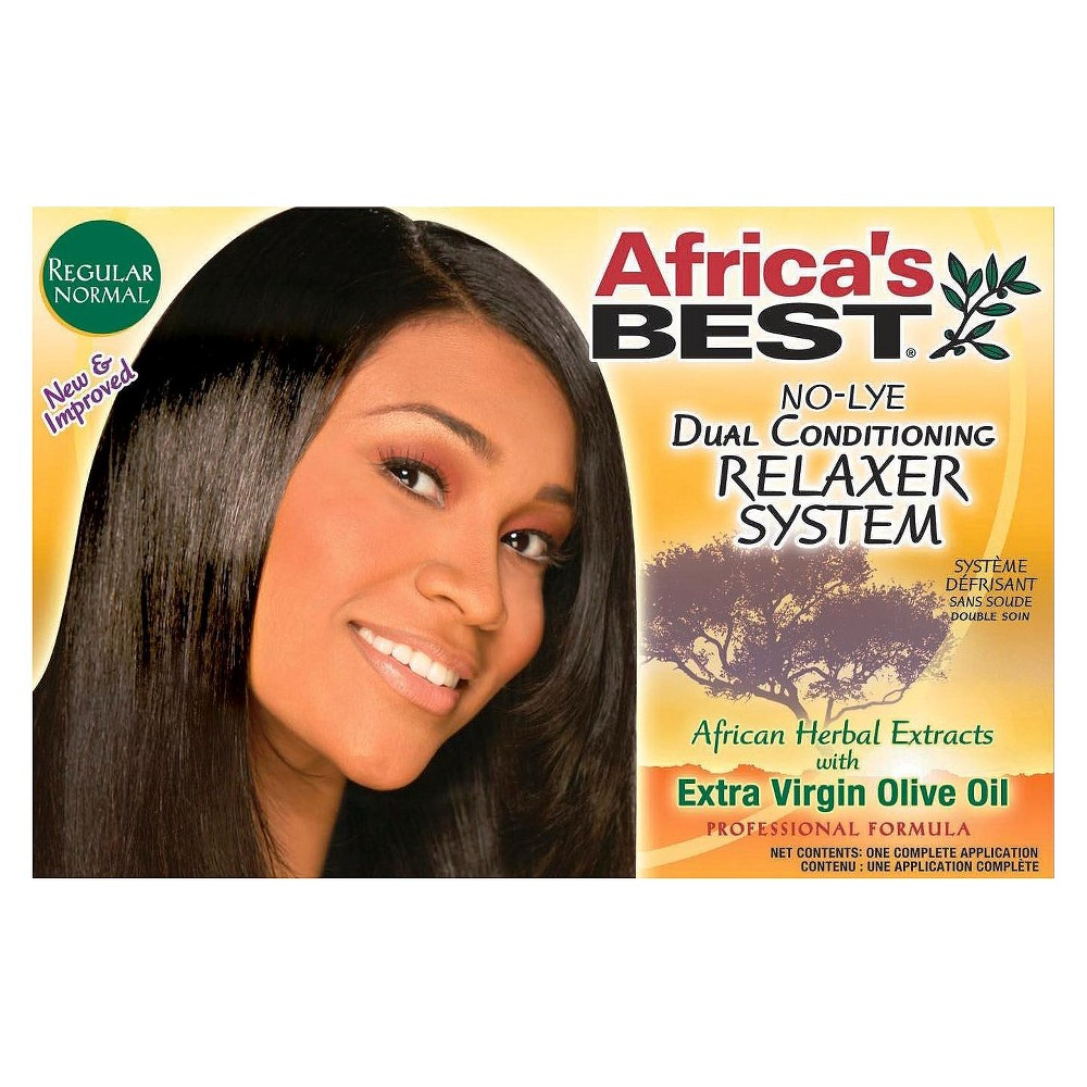 Image of Africa's Best Hair Relaxer System