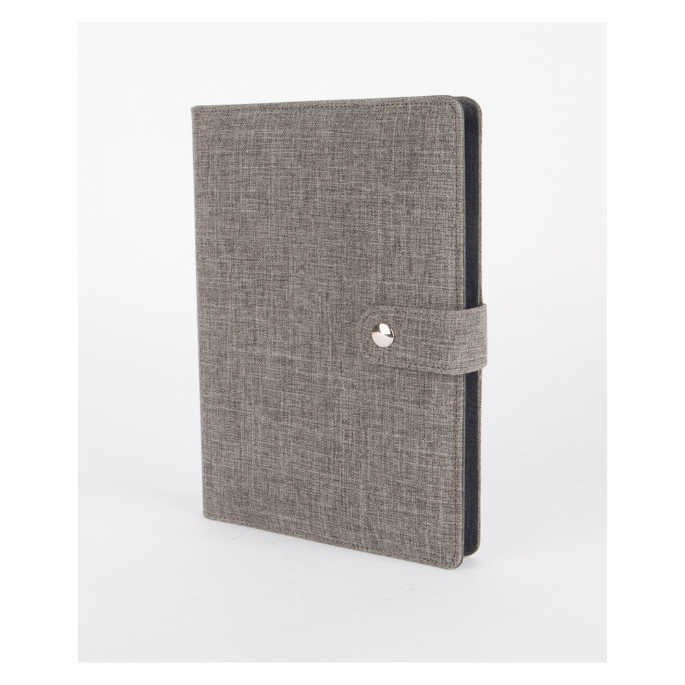 Power Charger and Organizer Planner - Gray