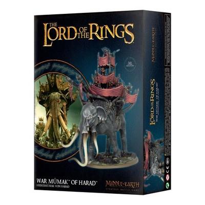 War Mumak of Harad Miniatures Box Set