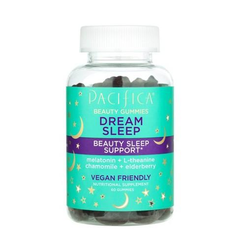 Pacifica Dream Sleep Beauty Gummies - 60ct - image 1 of 3