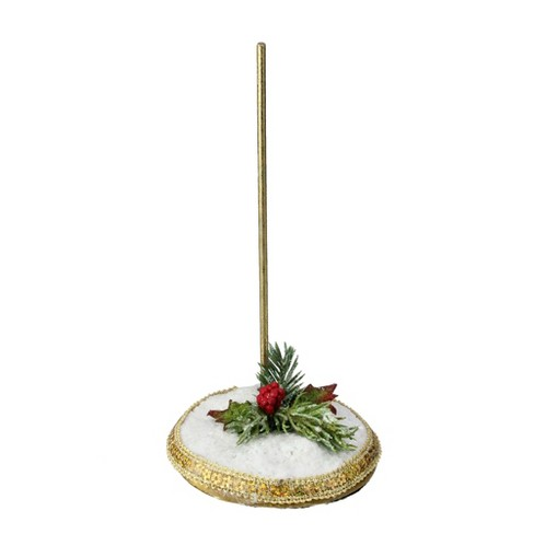 "Mark Roberts Products Mark Roberts Snow Base Stand - Small 7.5"" #52-82142 - image 1 of 1"