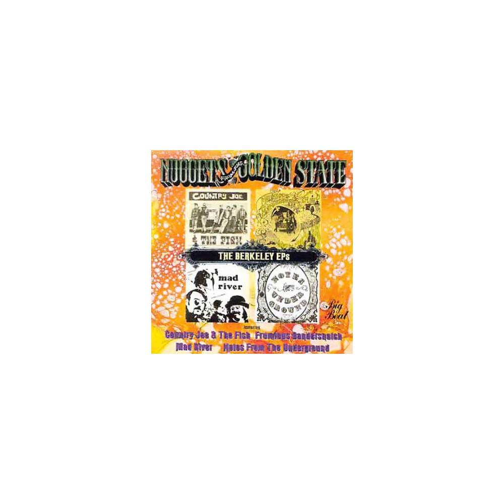 Various - Berkeley Eps (CD)