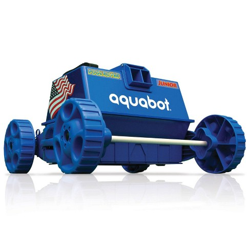Aquabot Pool Rover Junior Jr. Above Ground Swimming Pool Robot Cleaner |  APRVJR