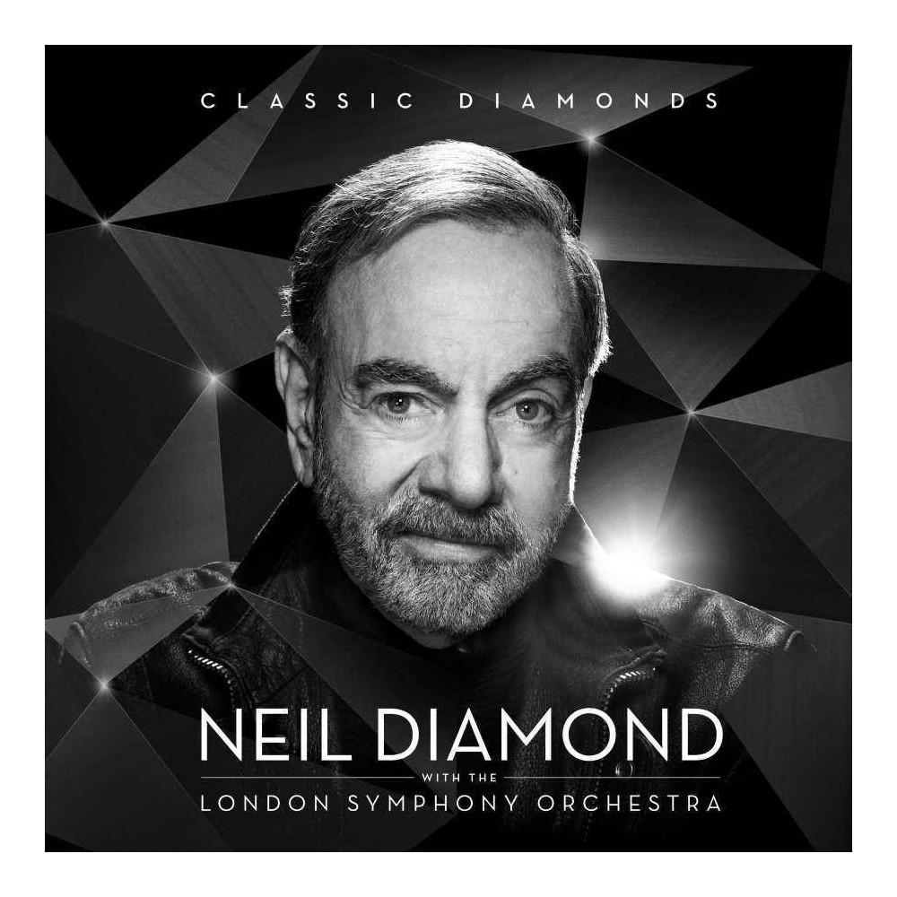 Neil Diamond Classic Diamonds With The London Symphony Orchestra Cd
