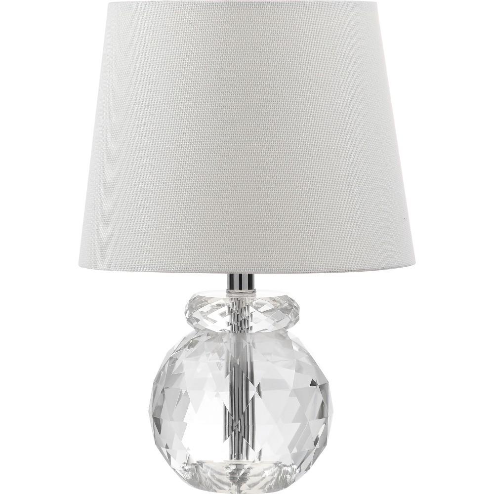 Eunice 13Inch H Table Lamp Clear (Includes Energy Efficient Light Bulb) - Safavieh