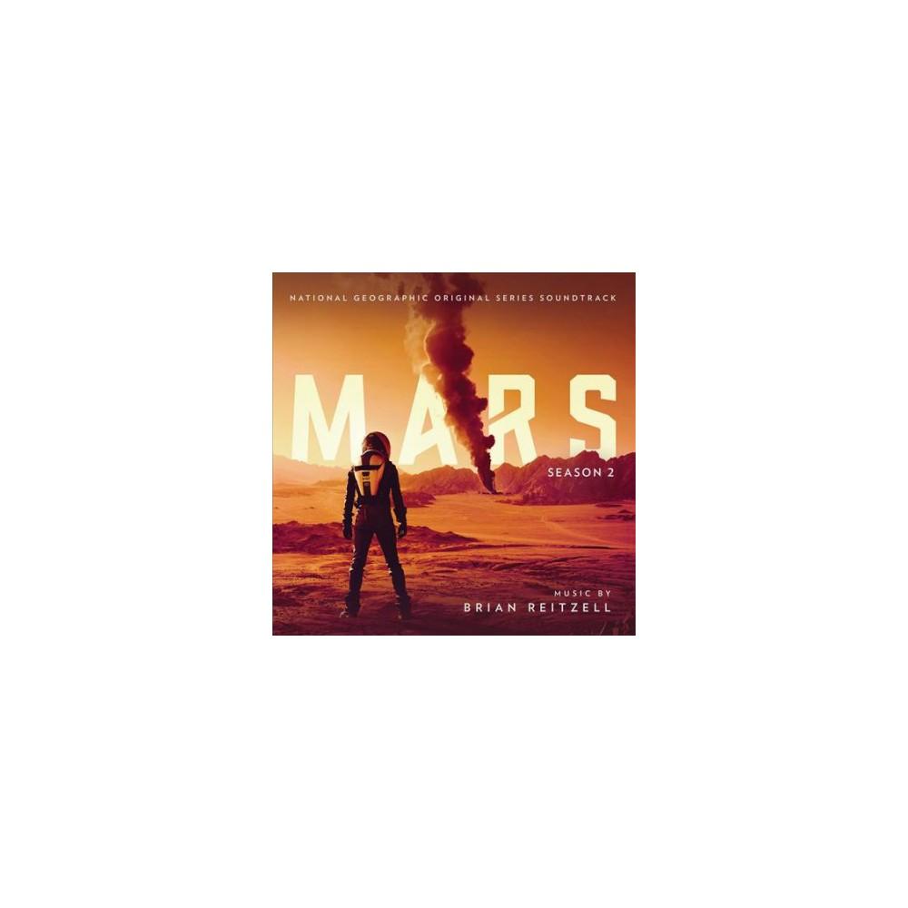 Brian Reitzell - Mars Season 2 (Ost) (CD)
