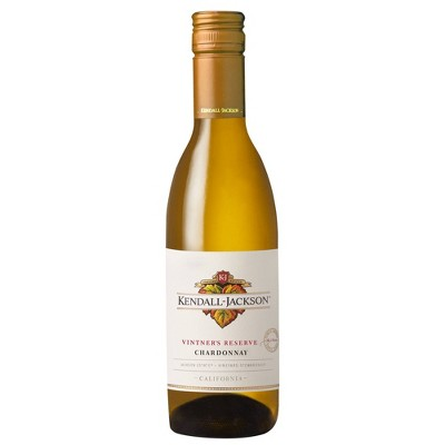 Kendall-Jackson Vintner's Reserve Chardonnay White Wine - 375 ml Bottle
