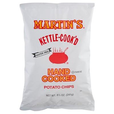 Martin's Kettle-Cook'd Potato Chips 8.5oz