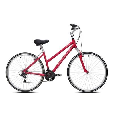 "Kent Women's Ridgeway Sport 700c/28"" Hybrid Bike - Red"