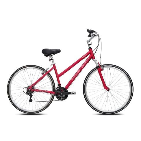 "Kent Women's Ridgeway Sport 700c/28"" Hybrid Bike - Red - image 1 of 4"