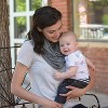 GO By Goldbug 5-in-1 Multi Use Cover And Nursing Scarf - Gray - image 4 of 4