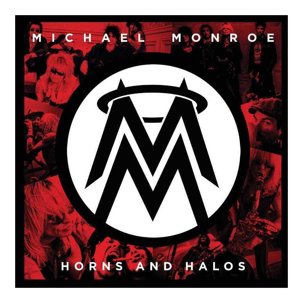 Michael Monroe Horns And Halos Cd