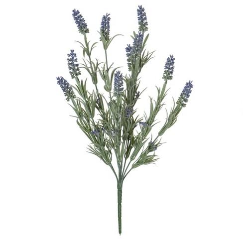 """Vickerman 18"""" Artificial Purple Lavender Leaf Spray. - image 1 of 4"""