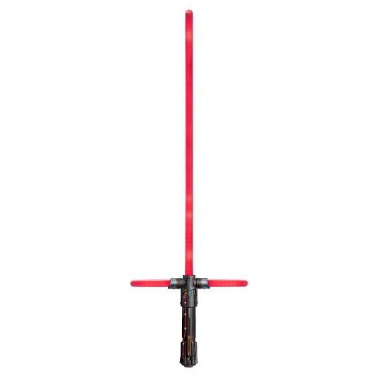 Star Wars The Black Series Supreme Leader Kylo Ren Force FX Elite Lightsaber image number null
