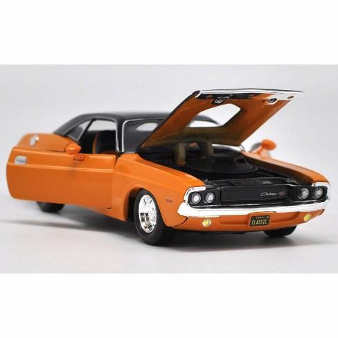 1970 Dodge Challenger R T Orange Classic Muscle 1 Target