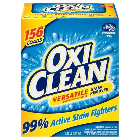 OxiClean Versatile Stain Remover 156 Loads 7 22 Lb Tar