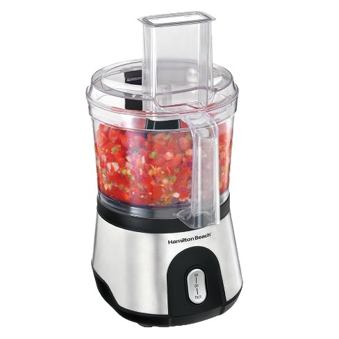 Hamilton Beach 10 Cup Food Processor- Stainless 70760 - image 1 of 4