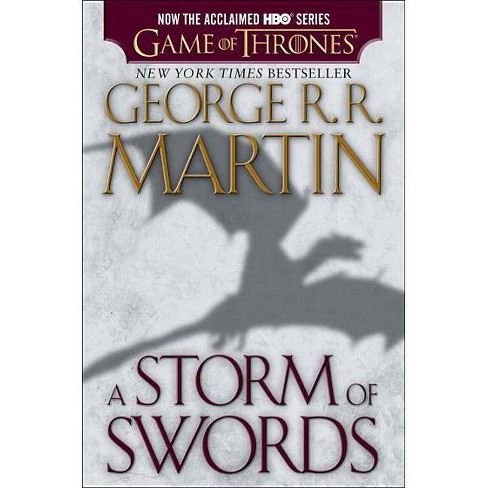 A Storm of Swords - (Song of Ice and Fire) by  George R R Martin (Paperback) - image 1 of 1