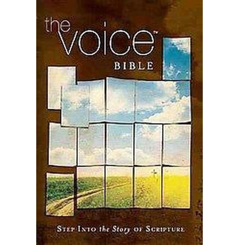 The Voice Bible (Gift) (Hardcover) - image 1 of 1