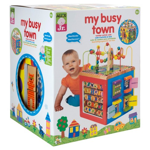 ALEX Toys ALEX Jr. My Busy Town Activity Center - image 1 of 5