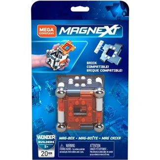 Mega Construx Magnext Mag-box Magnetic Construction Toy