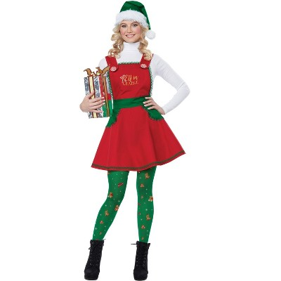 California Costumes Elf in Charge Adult Costume