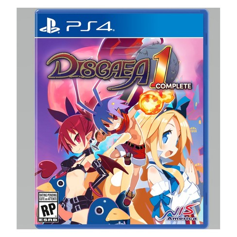 Disgaea 1 Complete - PlayStation 4 - image 1 of 8