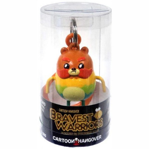 Bravest Warriors Impossibear Clip On Keychain - image 1 of 2