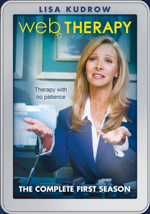 Web Therapy: The Complete First Season [2 Discs] - image 1 of 1