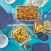 Pyrex Easy Grab 8pc Glass Bake and Store Set - image 3 of 4