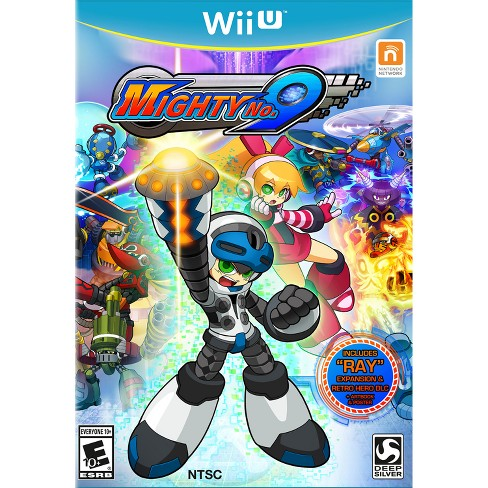 Mighty No. 9 PRE-OWNED - Nintendo Wii U - image 1 of 1
