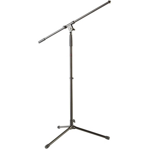 Musician's Gear Tripod Mic Stand with Fixed Boom Black - image 1 of 4