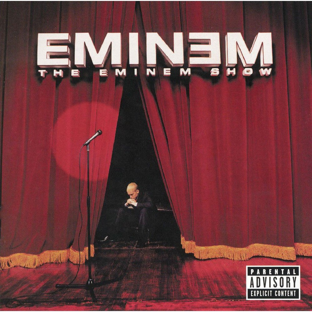 Eminem The Eminem Show Explicit Lyrics Cd