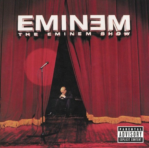 Eminem - The Eminem Show [Explicit Lyrics] (CD) - image 1 of 1