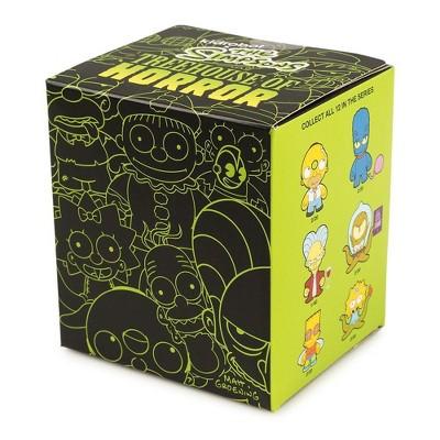 "Kidrobot The Simpsons Kidrobot Treehouse Of Horror Blind Box 3"" Mini Figure"