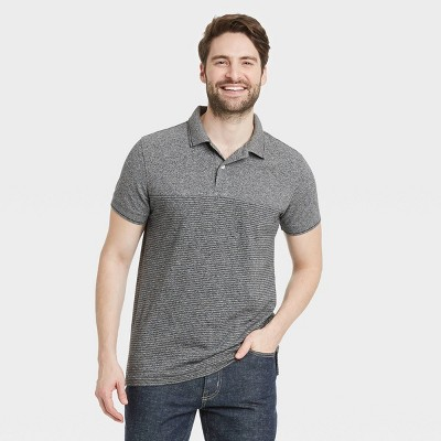 Men's Short Sleeve Polo Jersey Shirt - Goodfellow & Co™