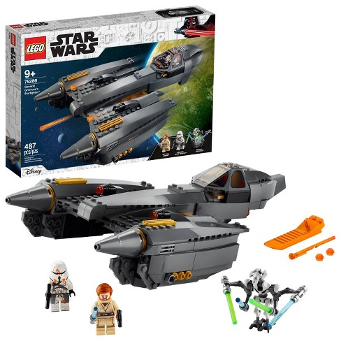 Lego Star Wars Revenge Of The Sith General Grievous S Starfighter Spacecraft Building Kit 75286 Target