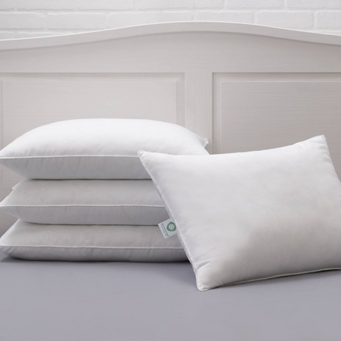 4pk Hypoallergenic Allergen Barrier Bed Pillow - Allied Home - image 1 of 4