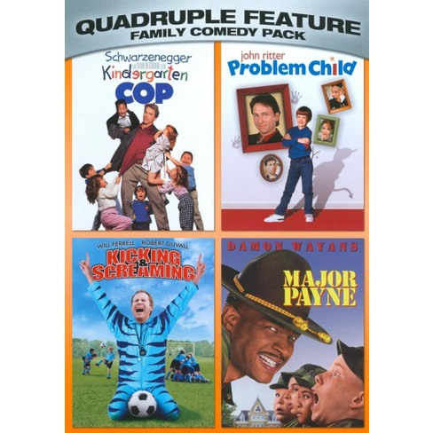 Family Comedy Pack Quadruple Feature (2 Discs) (DVD) - image 1 of 1