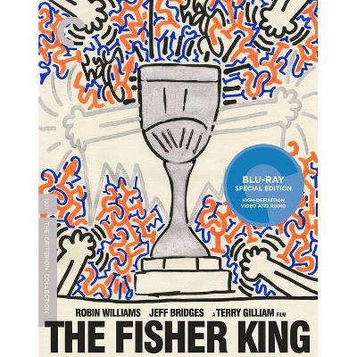 The Fisher King (Blu-ray)(2015)
