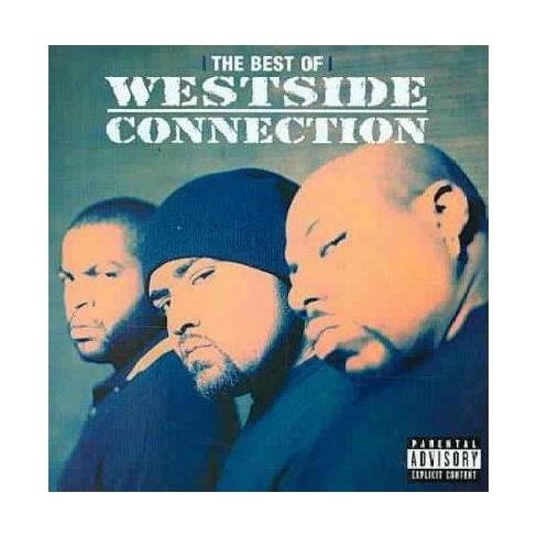 Westside Connection - Best of Westside Connection: The Gangsta, The Killa, The Dope Dealer (CD) - image 1 of 1